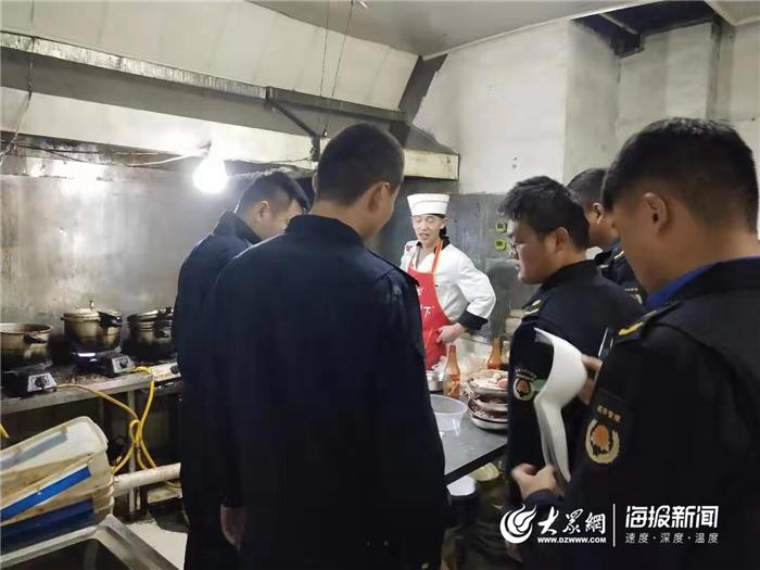 重拳出击 单县综合行政执法局全力做好秋冬季大气污染防治工作